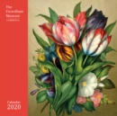 Fitzwilliam Museum - Flower Paintings Wall Calendar 2020 (Art Calendar) - Book