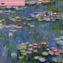 Monet's Waterlilies Wall Calendar 2020 (Art Calendar) - Book