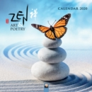 Zen Art & Poetry Wall Calendar 2020 (Art Calendar) - Book