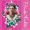Frida Kahlo Wall Calendar 2020 (Art Calendar) - Book