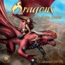 Dragons by Anne Stokes Wall Calendar 2020 (Art Calendar) - Book