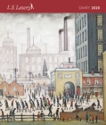 L. S. Lowry Desk Diary 2020 - Book