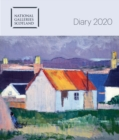 National Galleries of Scotland Desk Diary 2020 - Book