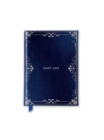 Classic Dark Blue Pocket Diary 2020 - Book