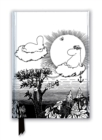 Moomin and Snorkmaiden from Finn Family Moomintroll (Foiled Journal) - Book