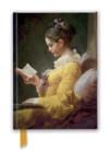 Jean-Honore Fragonard: Young Girl Reading (Foiled Journal) - Book