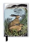 Angela Harding: Rathlin Hares (Foiled Journal) - Book