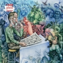 Adult Jigsaw R. Crumb: Who's Afraid of Robert Crumb? : 1000 piece jigsaw - Book