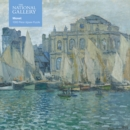 Adult Jigsaw National Gallery: Monet The Museum at Le Havre : 1000 piece jigsaw - Book