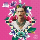 Adult Jigsaw Frida Kahlo Pink : 1000 piece jigsaw - Book