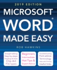 Microsoft Word Made Easy (2019 edition) - Book
