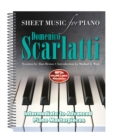 Domenico Scarlatti: Sheet Music for Piano : Beginner to Intermediate - Book