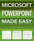 Microsoft Powerpoint (2020 Edition) Made Easy - Book