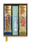 Bodleian Libraries: Book Spines Boys Sports (Foiled Journal) - Book