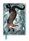 Angela Harding: Fishing Otter (Foiled Journal) - Book