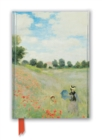 Claude Monet: Wild Poppies, near Argenteuil (Foiled Journal) - Book
