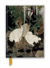 Ashmolean: Cranes, Cycads and Wisteria by Nishimura So-zaemon XII (Foiled Journal) - Book