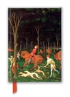 Ashmolean Museum: The Hunt by Paolo Uccello (Foiled Journal) - Book