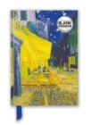 Van Gogh: Cafe Terrace (Foiled Blank Journal) - Book