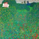 Adult Jigsaw Gustav Klimt: Poppy Field : 1000 piece jigsaw - Book