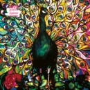 Adult Jigsaw Louis Comfort Tiffany: Displaying Peacock : 1000 piece jigsaw - Book