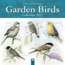 Chris Pendleton Garden Birds Wall Calendar 2021 (Art Calendar) - Book