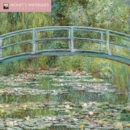 Monet's Waterlilies Wall Calendar 2021 (Art Calendar) - Book