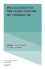 Special Education for Young Learners with Disabilities - Book