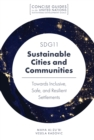 SDG11 - Sustainable Cities and Communities : Towards Inclusive, Safe, and Resilient Settlements - Book