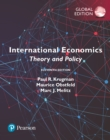 International Economics: Theory and Policy, Global Edition - eBook