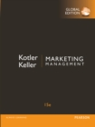 Marketing Management, Global Edition - eBook