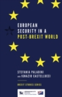 European Security in a Post-Brexit World - Book