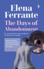 The Days of Abandonment - eBook