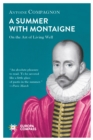 Summer With Montaigne - Book