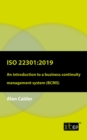 ISO 22301: 2019 - An introduction to a business continuity management system (BCMS) - eBook