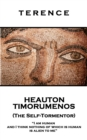 Heauton Timorumenos (The Self-Tormentor) : 'I am human and I think nothing of which is human is alien to me'' - eBook