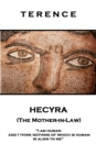 Hecyra (The Mother-in-Law) : 'I am human and I think nothing of which is human is alien to me'' - eBook