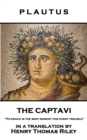 The Captavi : 'Patience is the best remedy for every trouble'' - eBook