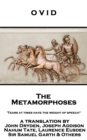 The Metamorphoses : 'Tears at times have the weight of speech'' - eBook