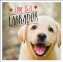 Love is a Labrador : A Lab-Tastic Celebration of the World's Favourite Dog - eBook