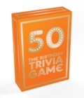 50 : The Birthday Trivia Game - Book