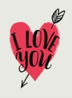 I Love You : Romantic Quotes for Valentine's Day - Book