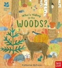 National Trust: Who's Hiding in the Woods? - Book