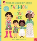National Trust: Mother and Daughter Dress-Up Dolls: Fashion From Long Ago - Book