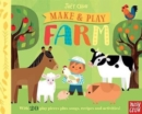 Make and Play: Farm - Book