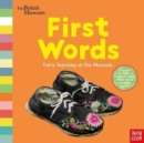 British Museum: First Words - Book