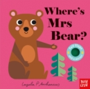 Where's Mrs Bear? - Book