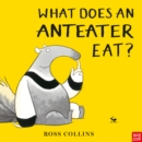 What Does An Anteater Eat? - Book