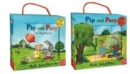 Pip and Posy Book and Blocks Set - Book