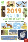National Trust: 2019 Nature Month-By-Month: A Children's Almanac - Book